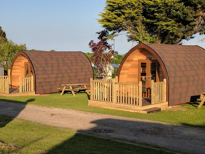Glamping Pods Bank Farm Leisure