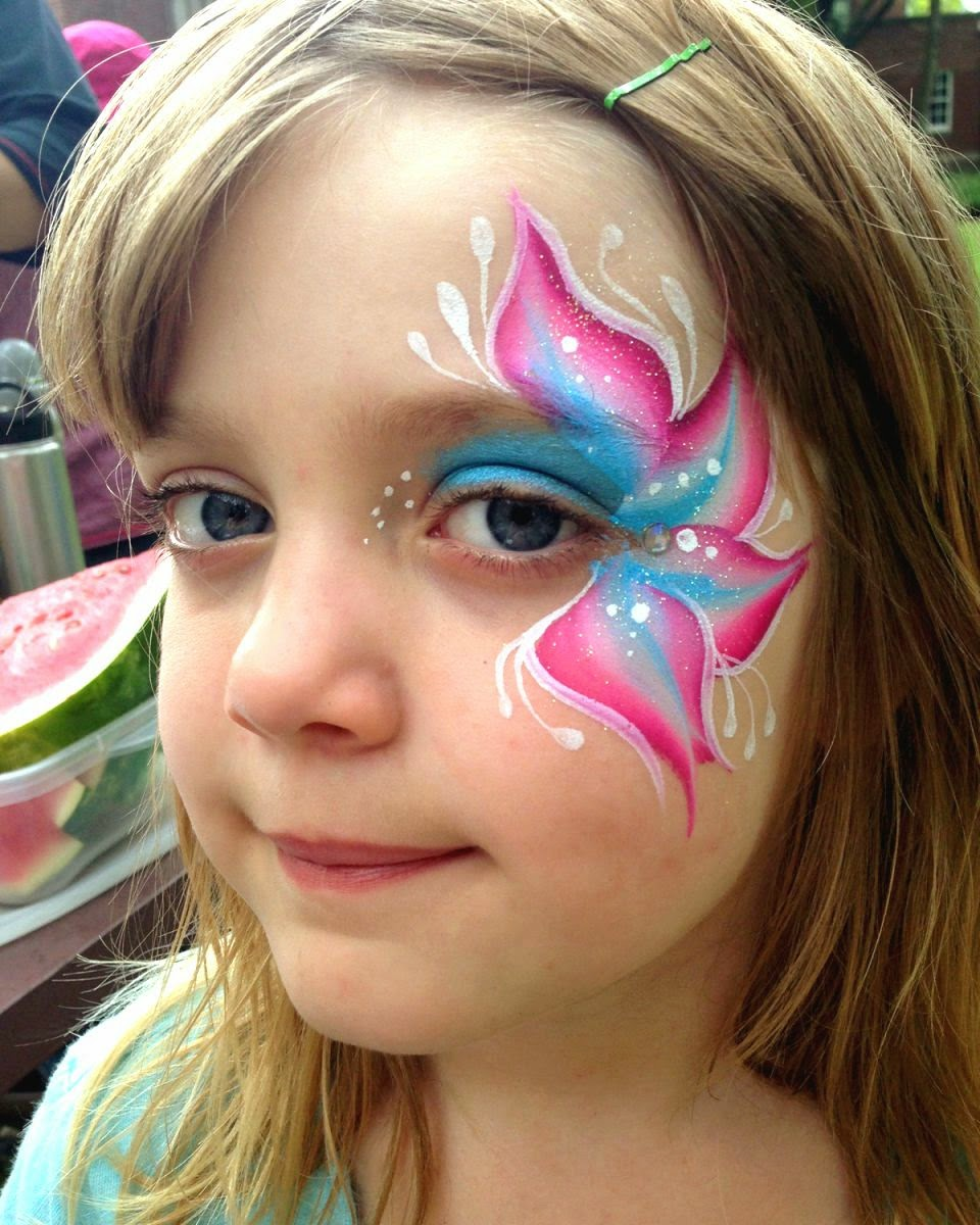 Cute Face Painting Ideas For Girls Bank Farm Leisure